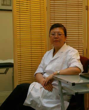 Dr Li Clinic, Harley Street, London, Acupuncture, Chinese Medicine